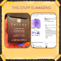 Tatcha Luminous Overnight Memory Serum Concentrate uploaded by Shakeema W.