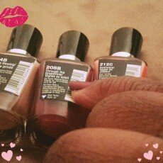 wet n wild Megalast Nail Color uploaded by chasity J.