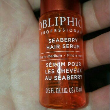 Obliphica Treatment Hair Serum (For Effectively Treat and Rejuvenate Dry & Damaged Hair) 125ml/4.25oz uploaded by Amanda G.