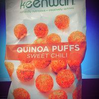 I Heart Keenwah Quinoa Puffs Sweet Chili 3 oz - Vegan uploaded by Anastacia S.