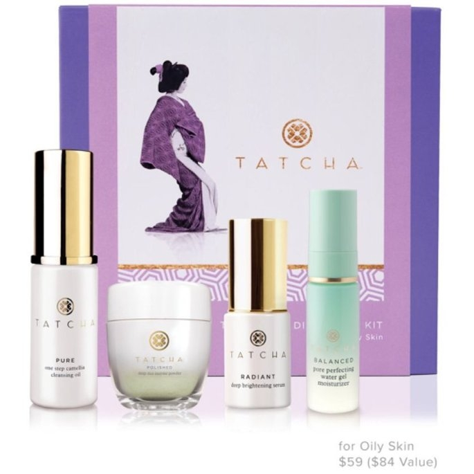 Tatcha Bestsellers Set uploaded by Paula D.