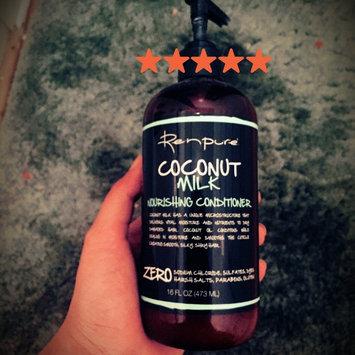 Renpure Coconut Milk Nourishing Conditioner, 16 fl oz uploaded by Sundoes E.