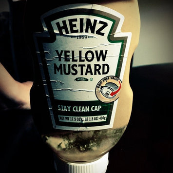 Photo of Heinz® Yellow Mustard uploaded by Roseddy P.