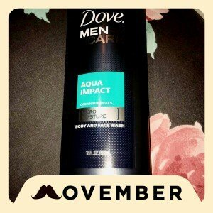 Dove Men+Care Body & Face Wash Aqua Impac uploaded by Yanet C.