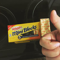 Velveeta Mini Blocks Original Cheese 20 oz. Box uploaded by Jacob V.