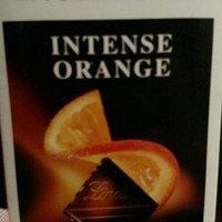 Lindt Excellence Intense Orange Dark Chocolate uploaded by Kali M.