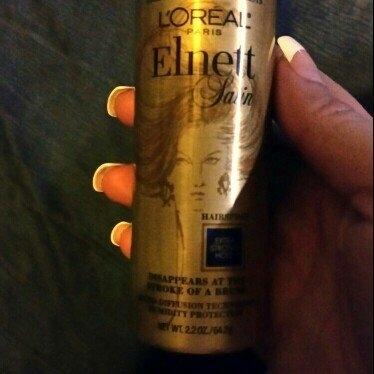 L'Oréal Elnett Satin Hairspray uploaded by Amanda L.