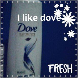 Dove Daily Moisture Therapy Shampoo uploaded by Ilsa Carolina R.