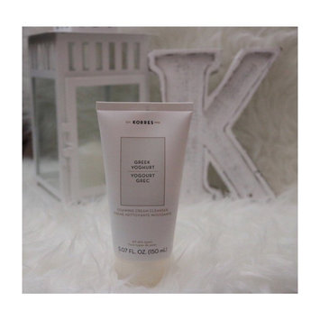 Photo of KORRES Greek Yoghurt Foaming Cream Cleanser uploaded by Rianna K.