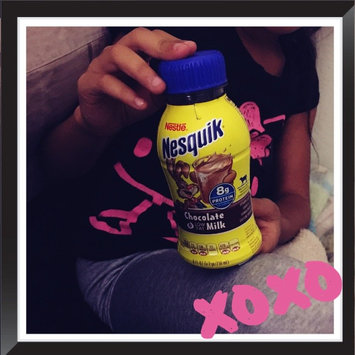 Photo of Nesquik® Chocolate Ready-to-Drink Fat Free Milk uploaded by Geovanna P.