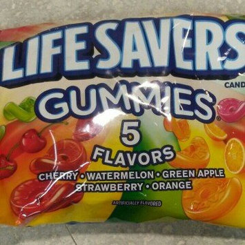 Photo of Life Savers Five Flavor Gummies uploaded by Amber D.