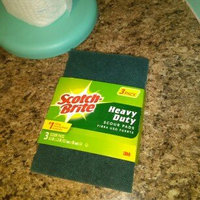 Scotch Brite Scrub Sponge Heavy Duty uploaded by Cecelia W.