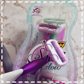 Photo of BIC Soleil Glow Shaver - 3 count uploaded by Janine T.