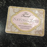 Too Faced Natural Eye Neutral Eye Shadow Collection uploaded by Amelia C.
