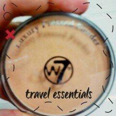 Photo of W7 Cosmetics W7 Luxury Pressed Powders 3 [] uploaded by tamarra t.