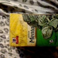 McMex Mint Tea Bags 25 Ct Box uploaded by Massiel R.