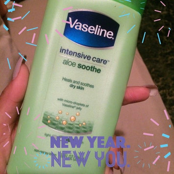 Vaseline® Intensive Care™ Aloe Soothe Lotion uploaded by ronda a.
