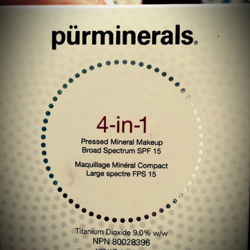 Pur Minerals 4-In-1 Pressed Mineral Makeup uploaded by Grace C.