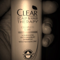 Clear Scalp & Hair™ Complete Care Nourishing Anti-Dandruff Shampoo 12.9 fl. oz. Bottle uploaded by Dolly C.