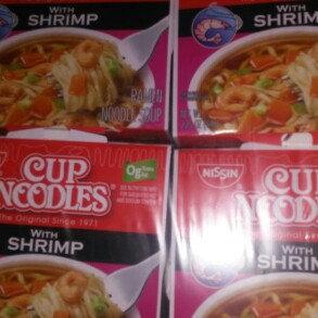 Photo of Nissin Cup Noodles Ramen, Shrimp, 2.25 oz, 6 ct uploaded by Anabel R.
