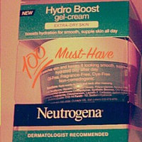 Neutrogena Hydro Boost Gel-Cream Extra-Dry Skin uploaded by Tiffany A.