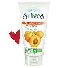St. Ives Apricot Scrub Blemish & Blackhead Control Oily / Acne Prone Skin 6 oz (6 Pack) uploaded by Shannan W.