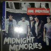 One Direction - Midnight Memories (Music CD) uploaded by Ytzamar G.