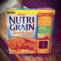 Kellogg's® Nutri-Grain® Breakfast Biscuits Apple Cinnamon uploaded by Brooke G.