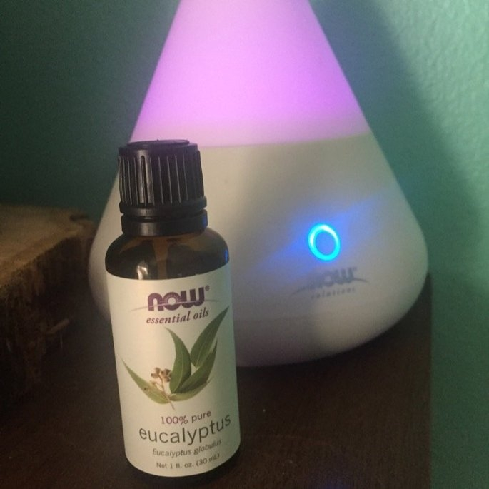 NOW Foods - Eucalyptus Oil - 16 oz. uploaded by Amy P.