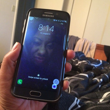Samsung Galaxy S6 edge+ - 64GB - Gold Platinum uploaded by Scheniqua H.