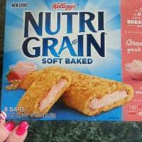 Kellogg's Nutri-Grain Strawberry Yogurt Cereal Bars uploaded by Sarah L.