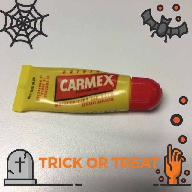 Carmex Cherry Lip Balm uploaded by Logan L.