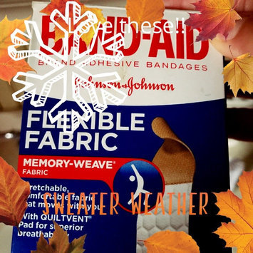 Photo of Band-Aid Flexible Fabric Bandages uploaded by Suzanne C.
