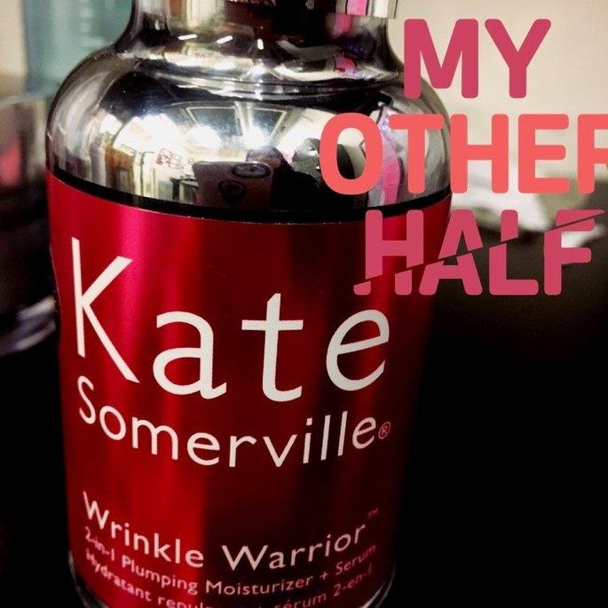 Kate Somerville Wrinkle Warrior 2-in-1 Plumping Moisturizer + Serum uploaded by Yasmin A.