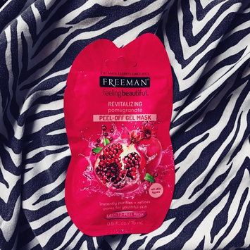 Freeman Feeling Beautiful Revealing Peel-Off Pomegranate Facial Mask, .5 fl oz uploaded by Samantha G.
