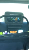 Munchkin Adjustable Back Seat Mirror uploaded by Latasha P.