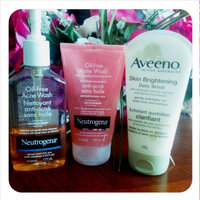 Neutrogena Oil-Free Pink Grapefruit Acne Wash Facial Cleanser uploaded by Beant M.