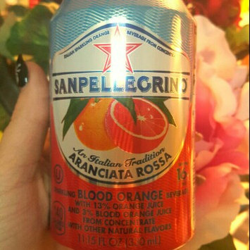 San Pellegrino® Aranciata Rossa Sparkling Blood Orange Beverage uploaded by JENEA R.