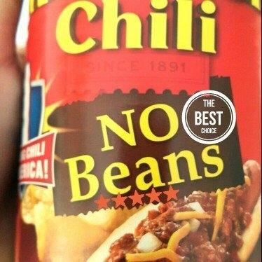 Hormel Chili No Beans uploaded by Kammy T.