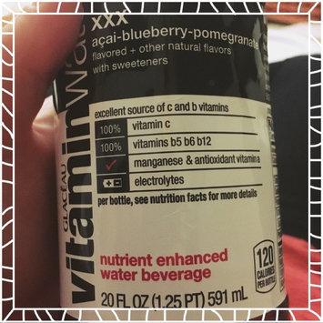 Photo of vitaminwater XXX Acai-Blueberry-Pomegranate uploaded by Katelyn T.