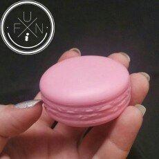 Photo of It's Skin Macaron Lip Balm 01 STRAWBERRY 0.32 oz uploaded by Stephanie T.