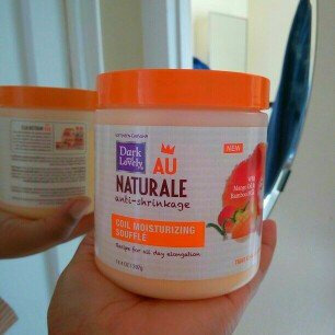 Dark and Lovely Au Naturale Coil Moisturizing Souffle uploaded by Anya T.