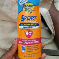 Banana Boat® Sport Performance® Clear UltraMist® Broad Spectrum SPF 50 8 fl. oz. Can uploaded by Kendra J.