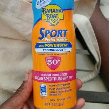 Photo of Banana Boat Sport UltraMist Sunscreen SPF 50 uploaded by Kendra J.