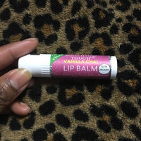 Soothing Touch Lip Balm Lemon Cardamom Vegan - 12 x 0.25 Oz, 2 Pack uploaded by Michal E.