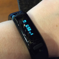 Soleus Go Fitness Band Black Activity tracker uploaded by Samantha M.