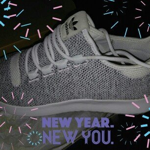 Photo of Adidas Girls' Grade School Tubular Shadow Knit Casual Shoes, Girl's uploaded by Veronica S.