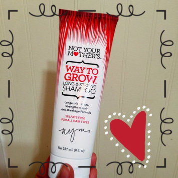 Photo of Not Your Mother's® Way To Grow Long & Strong Shampoo uploaded by Leah O.