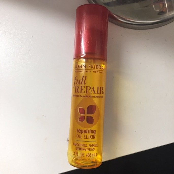 John Frieda Full Repair Repairing Oil Elixir - 3.0 oz uploaded by Amber B.