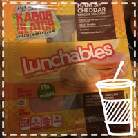 Oscar Mayer Lunchables Ham+Cheddar with Crackers Lunch Combinations uploaded by Maria R.